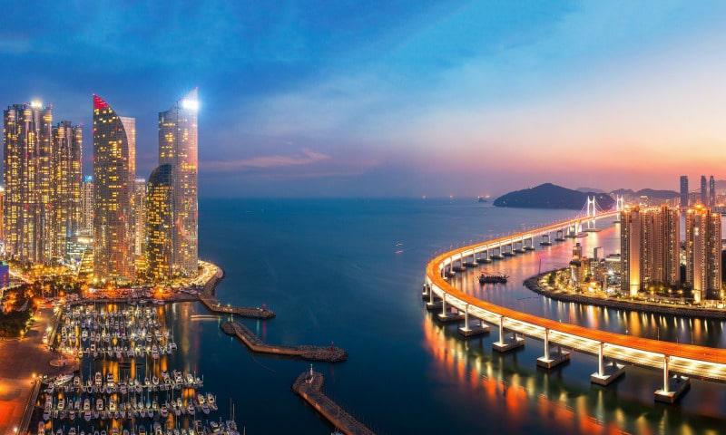 виза в Южную Корею в Хабаровске оформить Аквамарин