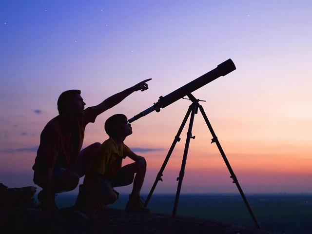 Экскурсия по звёздному небу в Хабаровске 22 августа 2020 с туроператором Аквамарин