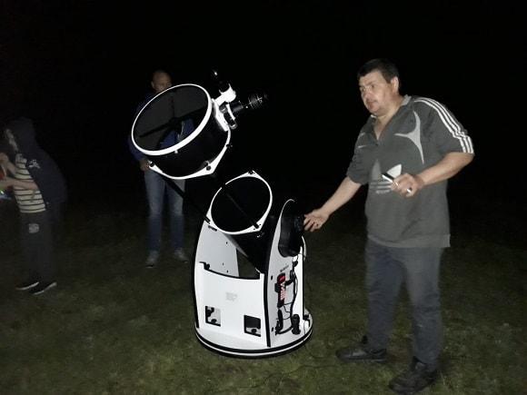уникальные астрономические туры Хабаровск туроператор Аквамарин