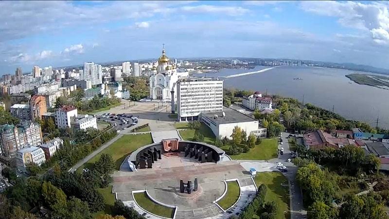 Экскурсии по Хабаровску и Хабаровскому краю